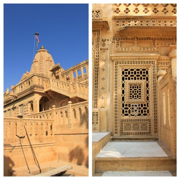Amar Sagar Temple Jain 5