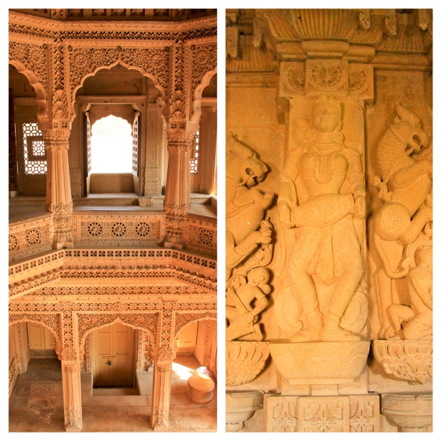 Amar Sagar Temple Jain 6