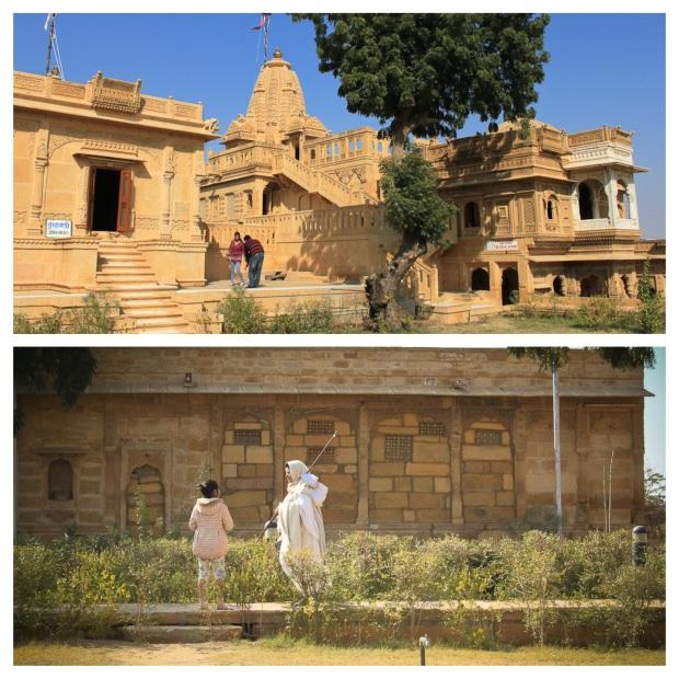 Amar Sagar Temple Jain 7