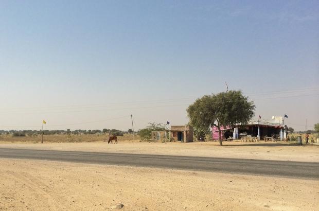 Road to Khuri