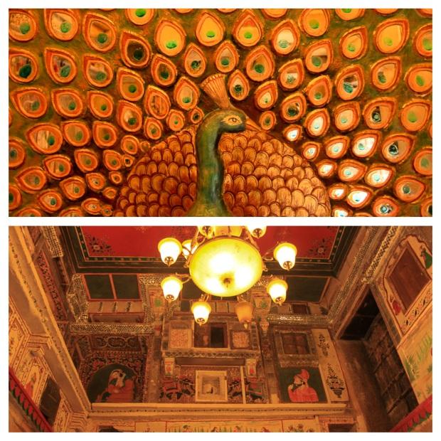 Intérieur de la Patwa Haveli 2