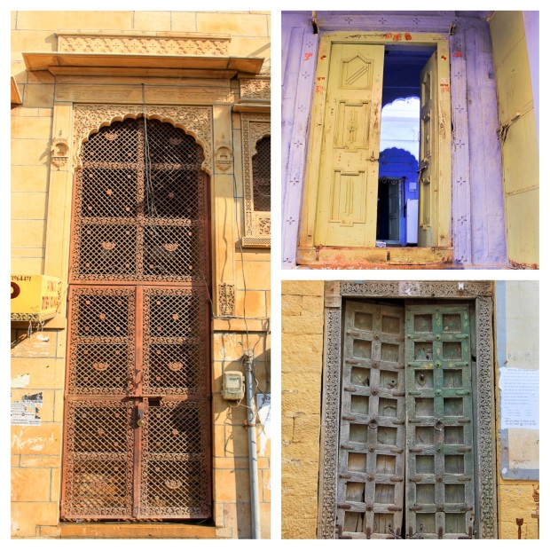 jaisalmer door 2