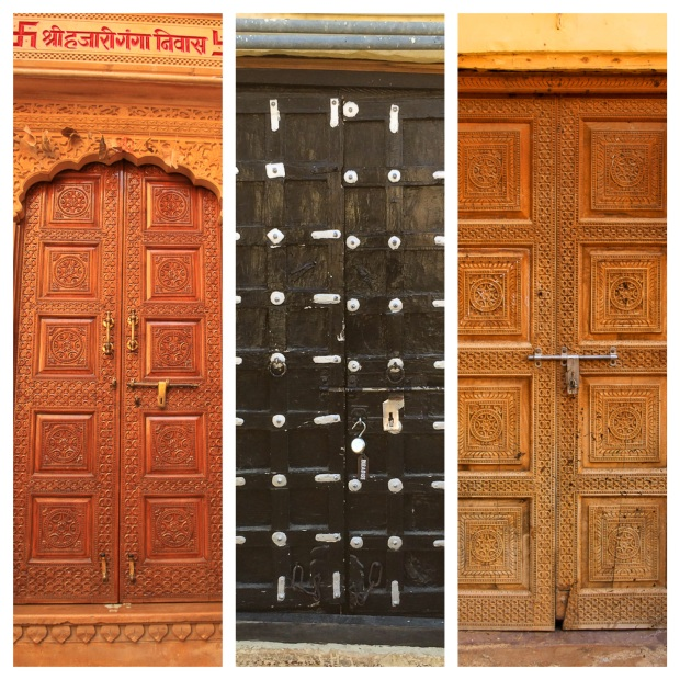 Jaisalmer doors 3