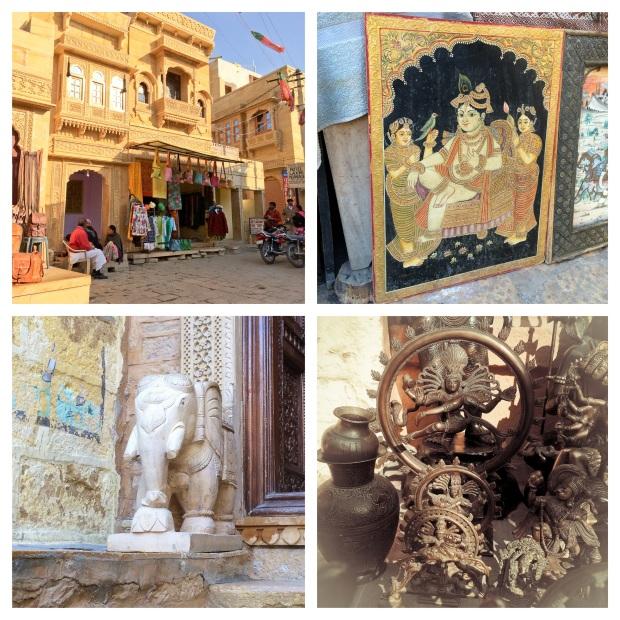 Jaisalmer Shops 1