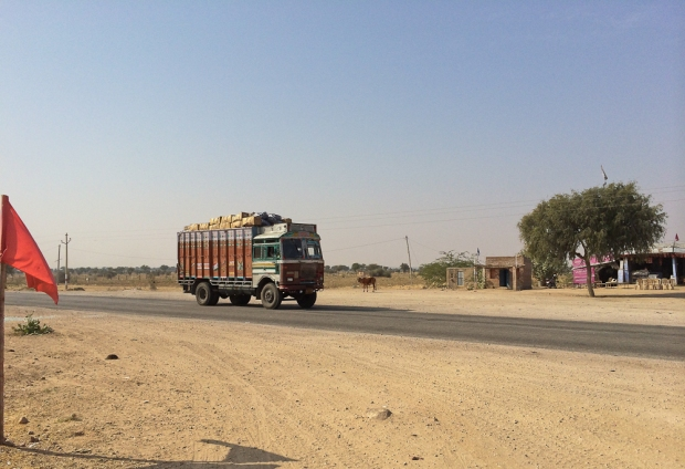 On the road to Khuri