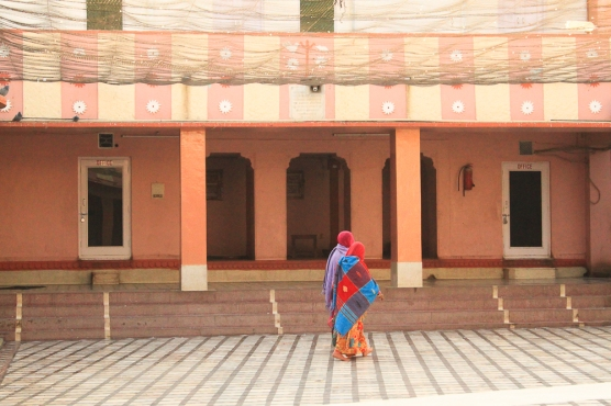 Promenade au temple
