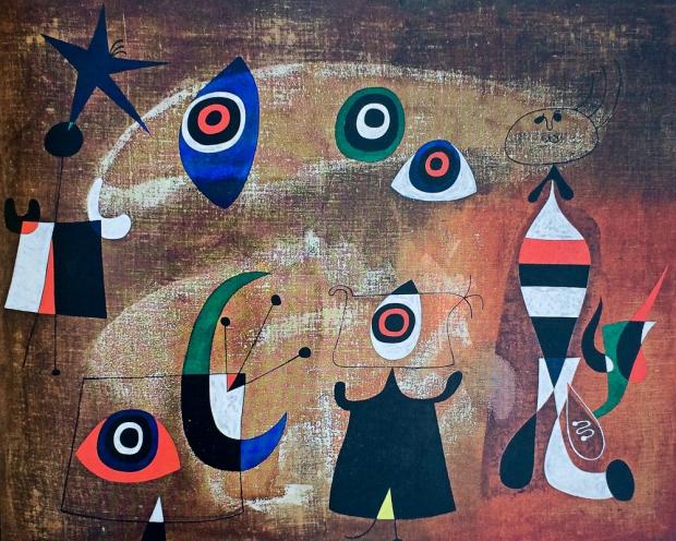 Figures et constellations 1949