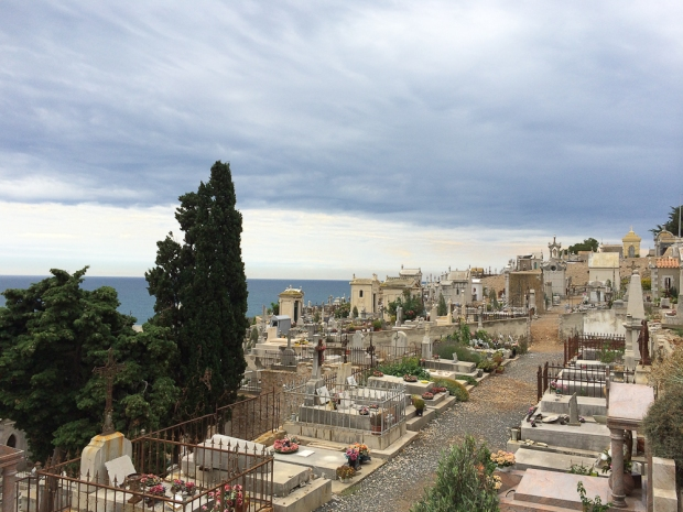 Cimetière Marin Sète
