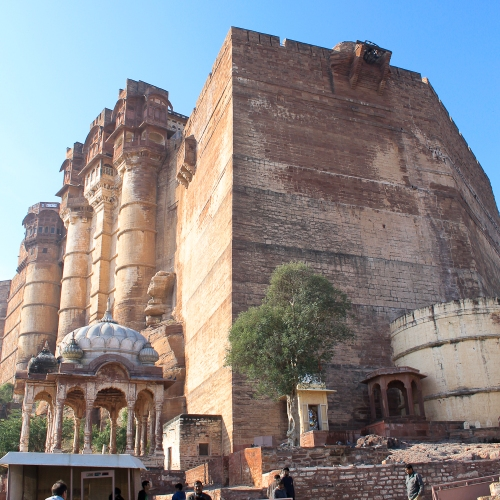 Le fort de Mehrangarh 2