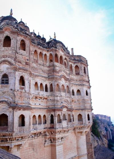 Le fort de Mehrangarh 3