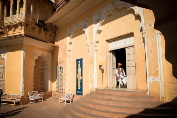 Le fort de Mehrangarh 10