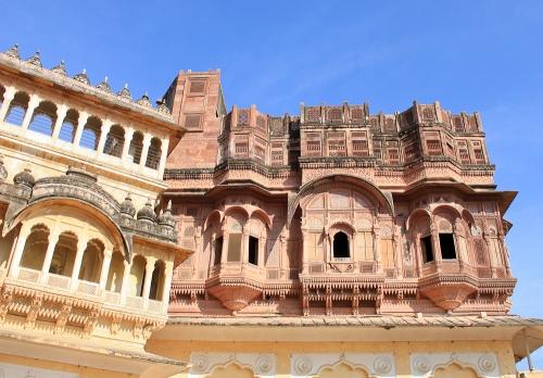 Le fort de Mehrangarh 8