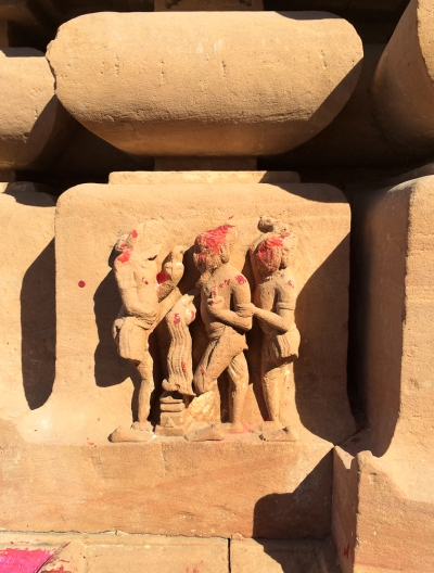 Stone carving 1