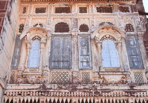 Le fort de Mehrangarh 7