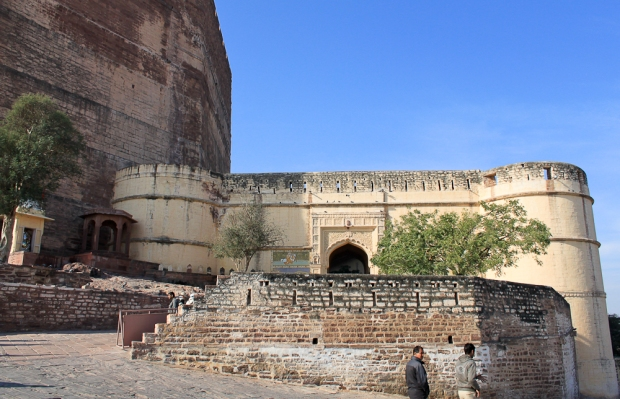 Le fort de Mehrangarh 9