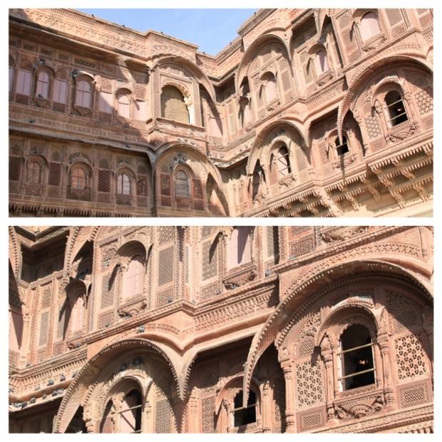 Le fort de Mehrangarh