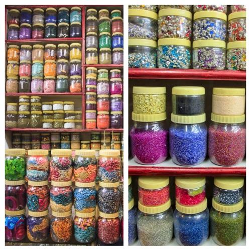 Perles à Jodpur
