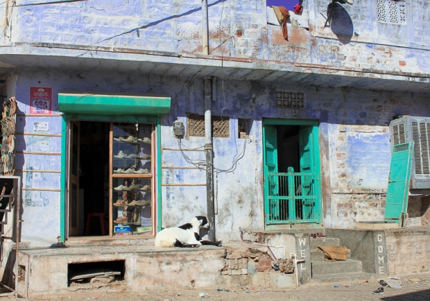 Façade à Jodhpur
