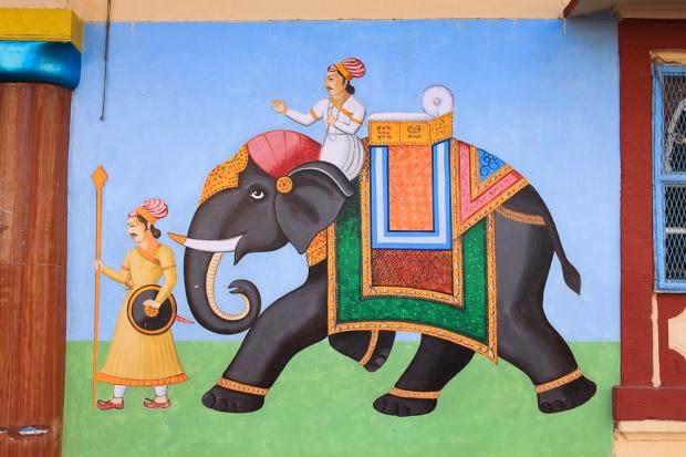 Jodpur, mur à l'éléphant  IMG_1780-1