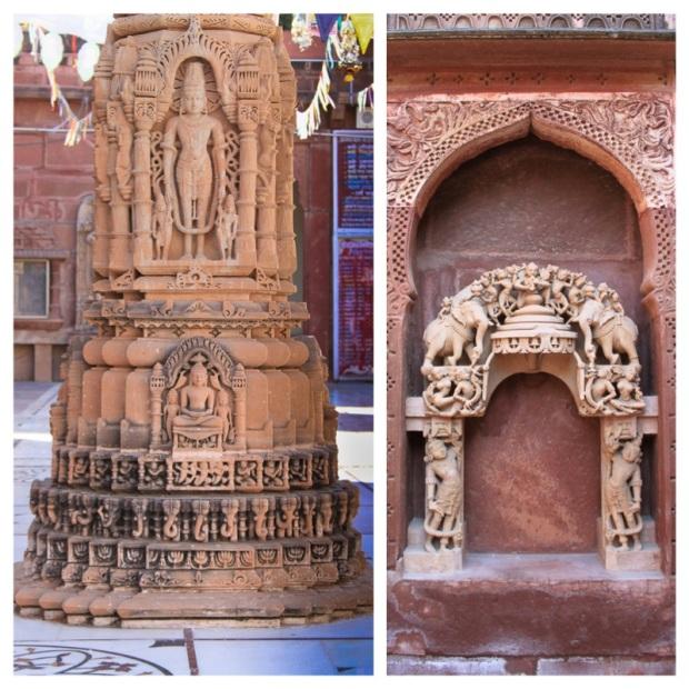 Mahavirata Temple osian 12