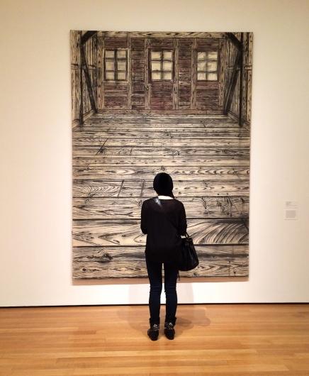 MOMA wooden-room-1972-anselm-kiefer