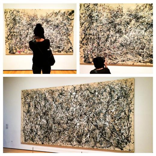 Jackson Pollock 1948