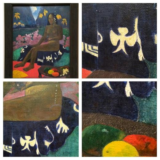 La semence de Paul Gauguin, 1892