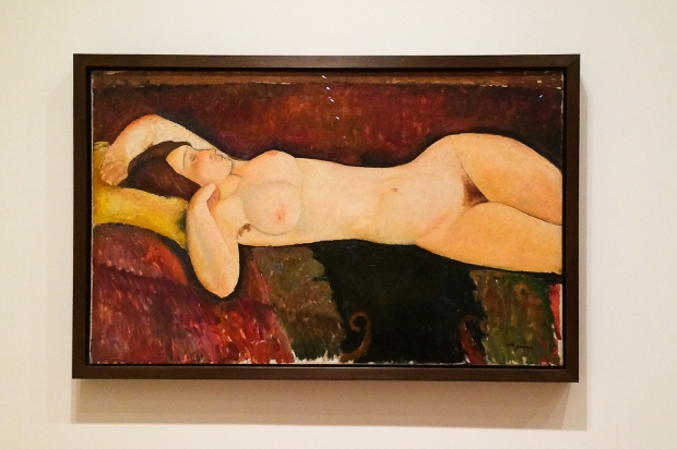 Le grand Nu de Modigliani