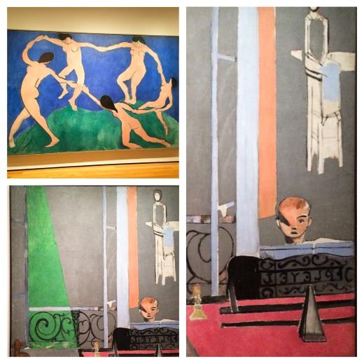 Matisse, la danse et la leçon de piano, 1916