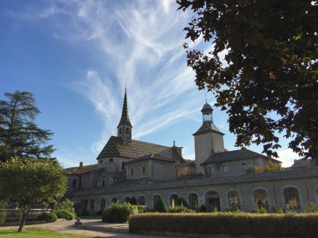 Saint Paul de Caisson. Chartreuse de Valbonne