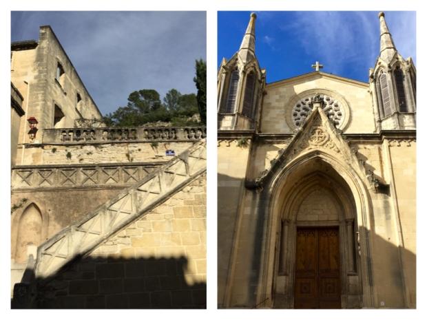 Eglise Saint Pons à Sommières