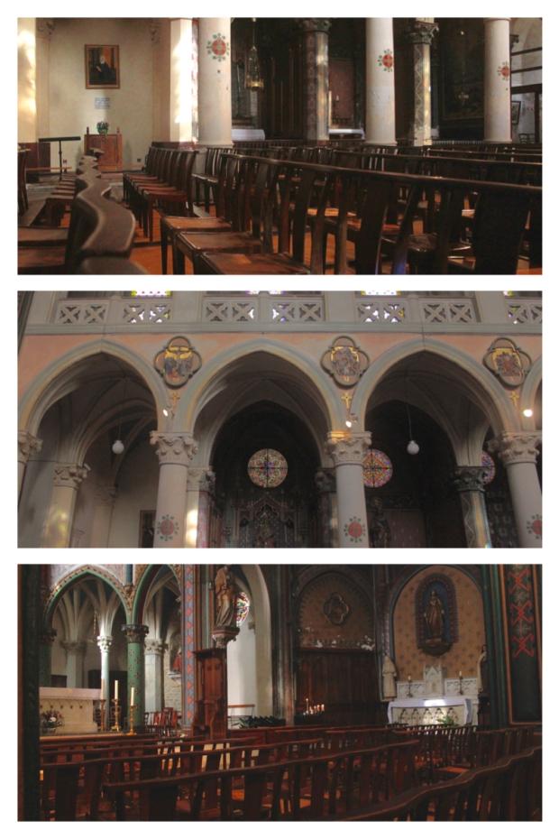 Eglise Saint Pons Sommières Détail 2