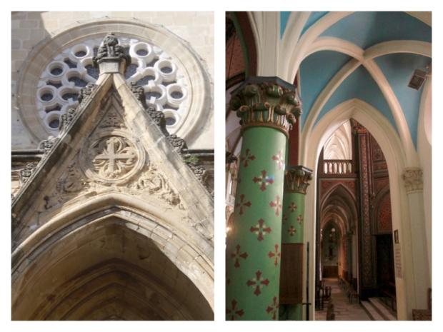 Eglise Saint Pons Sommières Détails 1