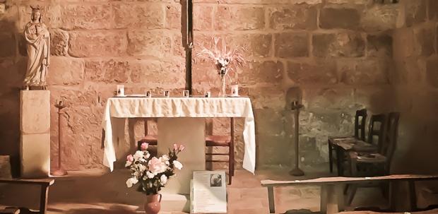 Notre Dame d'Hortus Ceyras