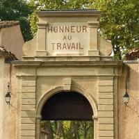 Manufacture royale de Villeneuvette dans l'Hérault