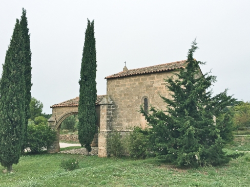 Notre Dame d'Hortus à Ceyras