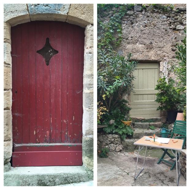 Mourèze Portes 1
