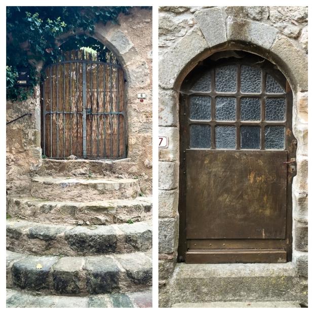 Mourèze Portes 4