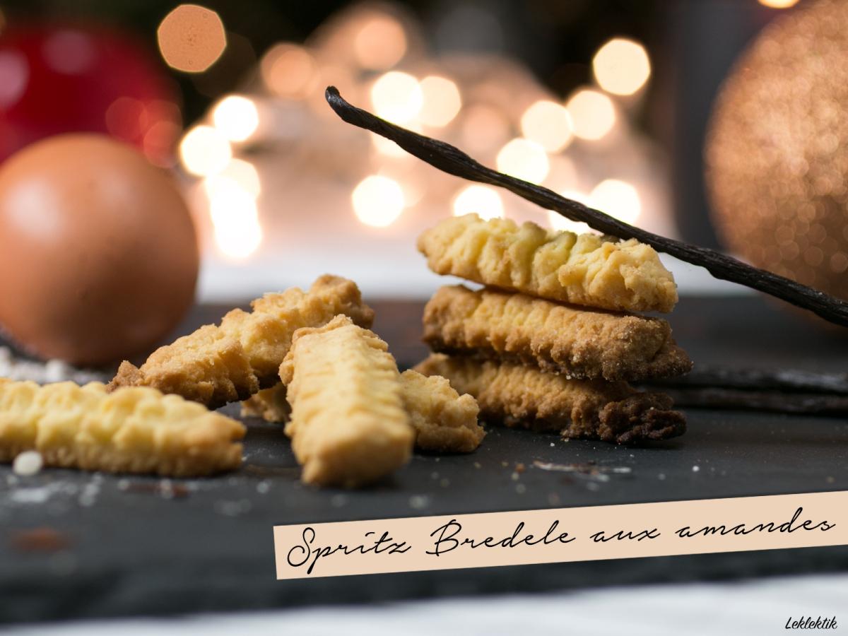 Les biscuits de Noël en Alsace, les Bredele