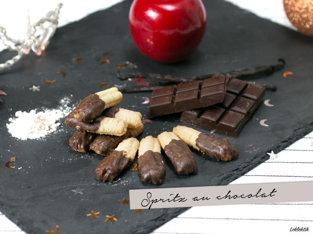 Spritz chocolat