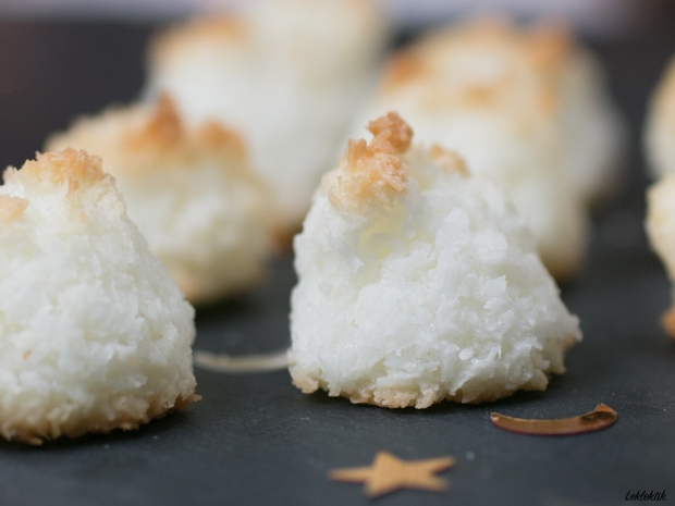Soufflés au coco