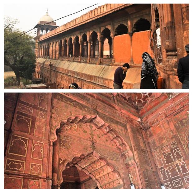 Mosquée de Delhi 13