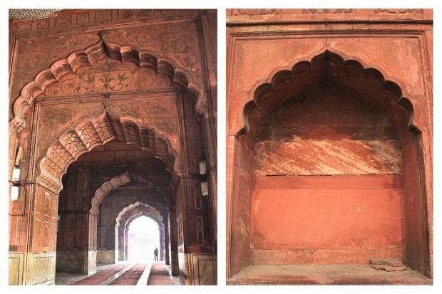 Mosquée de Delhi 4