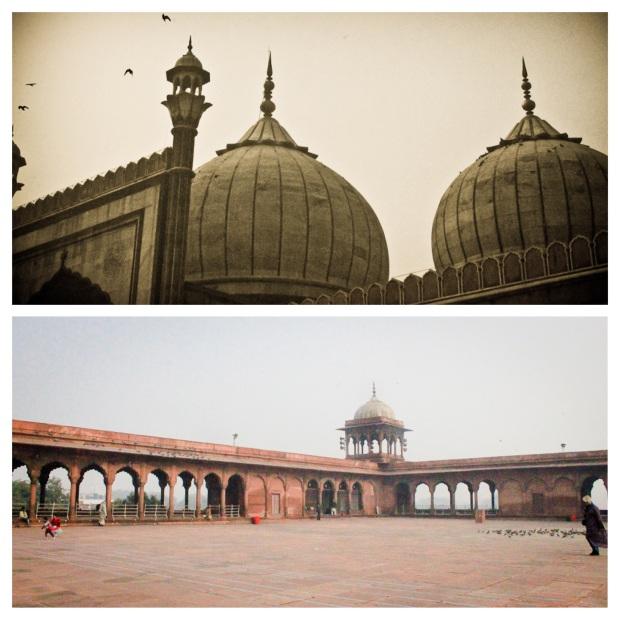 Mosquée de Delhi 6