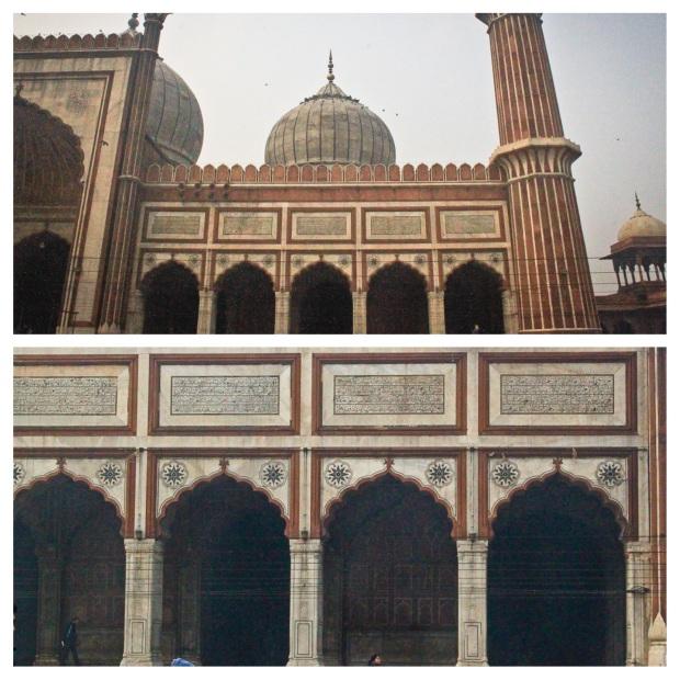 Mosquée de Delhi 8