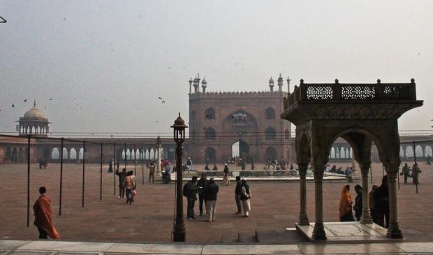 Mosquée de Delhi IMG_9273-1