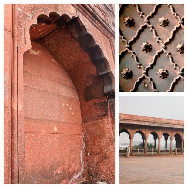 Mosquée de Delhi 11