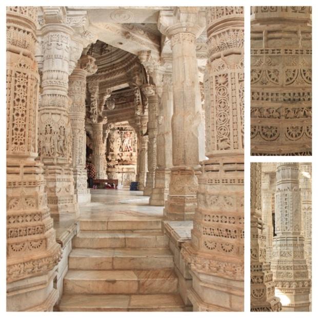 Temple d'Adinath 4