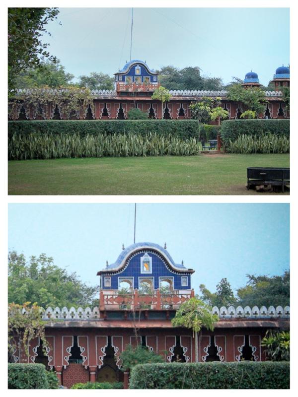 bundelkhand riverside hotel orchha 1