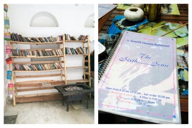 Seventh Heaven Pushkar Bibliothèque